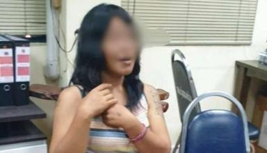 Thailand Crime- Woman