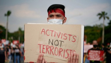 anti-terrorism legislation will give Duterte sweeping powers