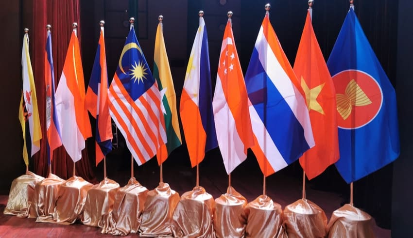 ASEAN virtual meeting
