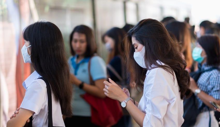 Thailand Coronavirus Update