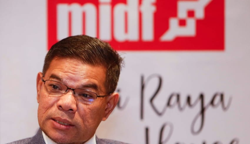 Malaysia Politics Seri Saifuddin Nasution