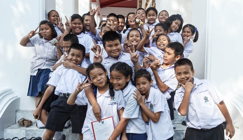 Thailand School Opening