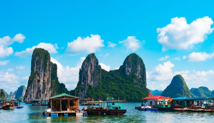 Southeast Asia tourism