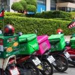 DOLE,Food Riders,Food Panda