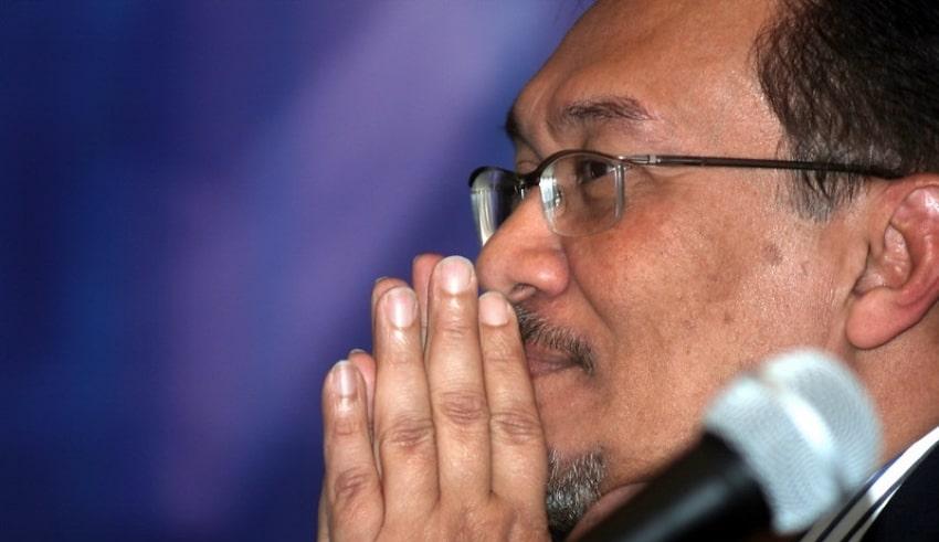 Datuk Seri Anwar Ibrahim.