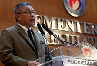 Health Minister Datuk Seri Dr Adham Baba