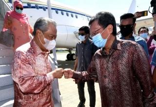 Sabah Chief Minister Datuk Seri Mohd Shafie Apdal