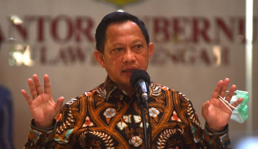 Home Minister Tito Karnavian