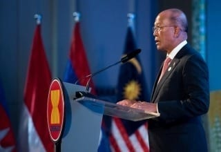 Defense Secretary Delfin Lorenzana
