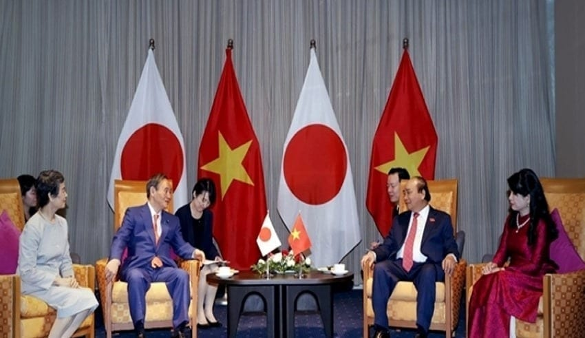 Vietnam and Japan