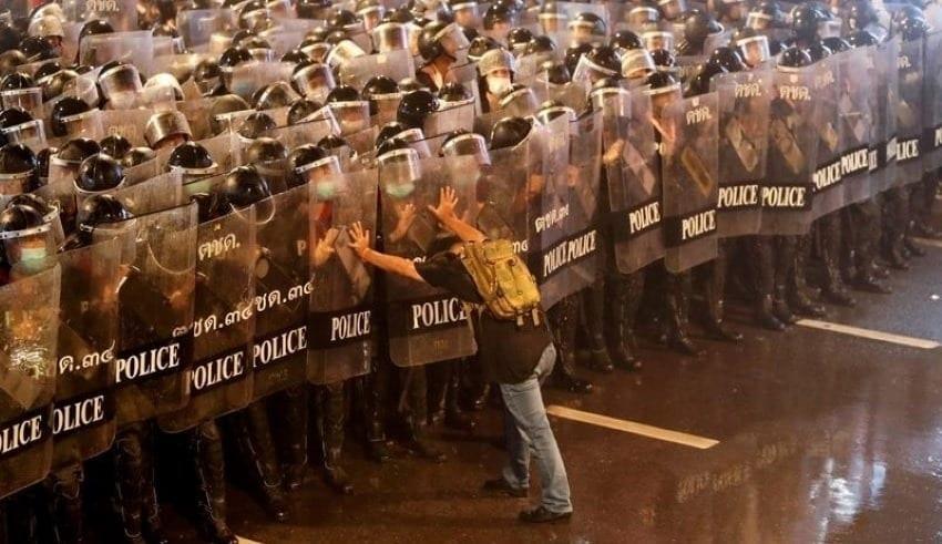 Thaidemonstrations