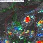 Typhoon to bring intense rain towards the Philippine