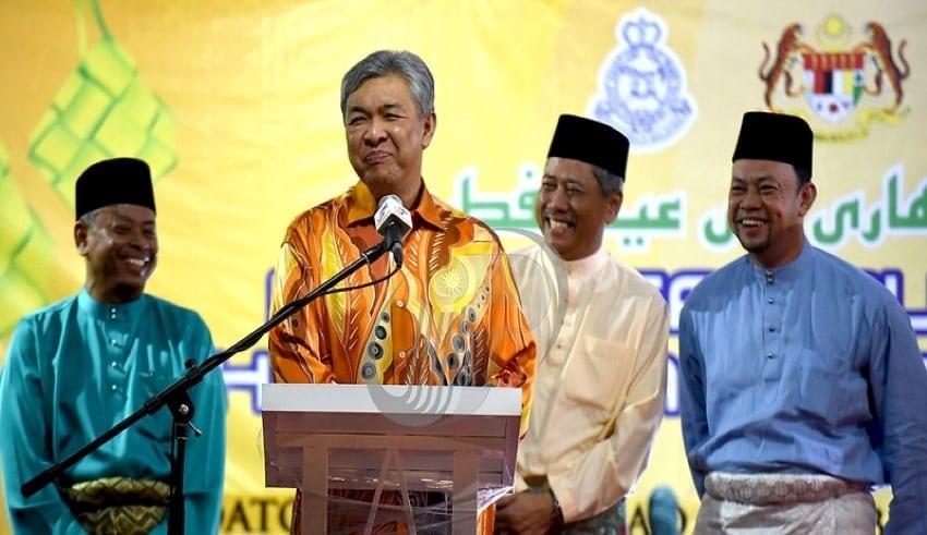 Datuk SeriAhmadZahidHamidi