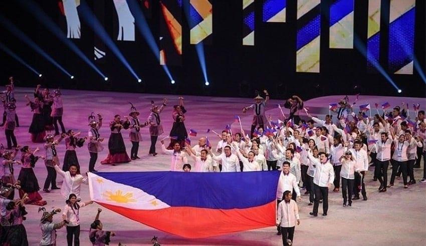 PhilippineNationalathletes