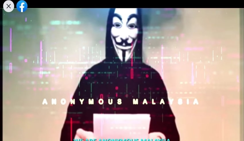 AnonymousMalaysia