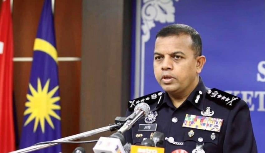 Johorpolice