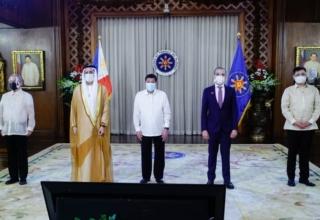 Rodrigo Duterte,UAE Approval,Credentials